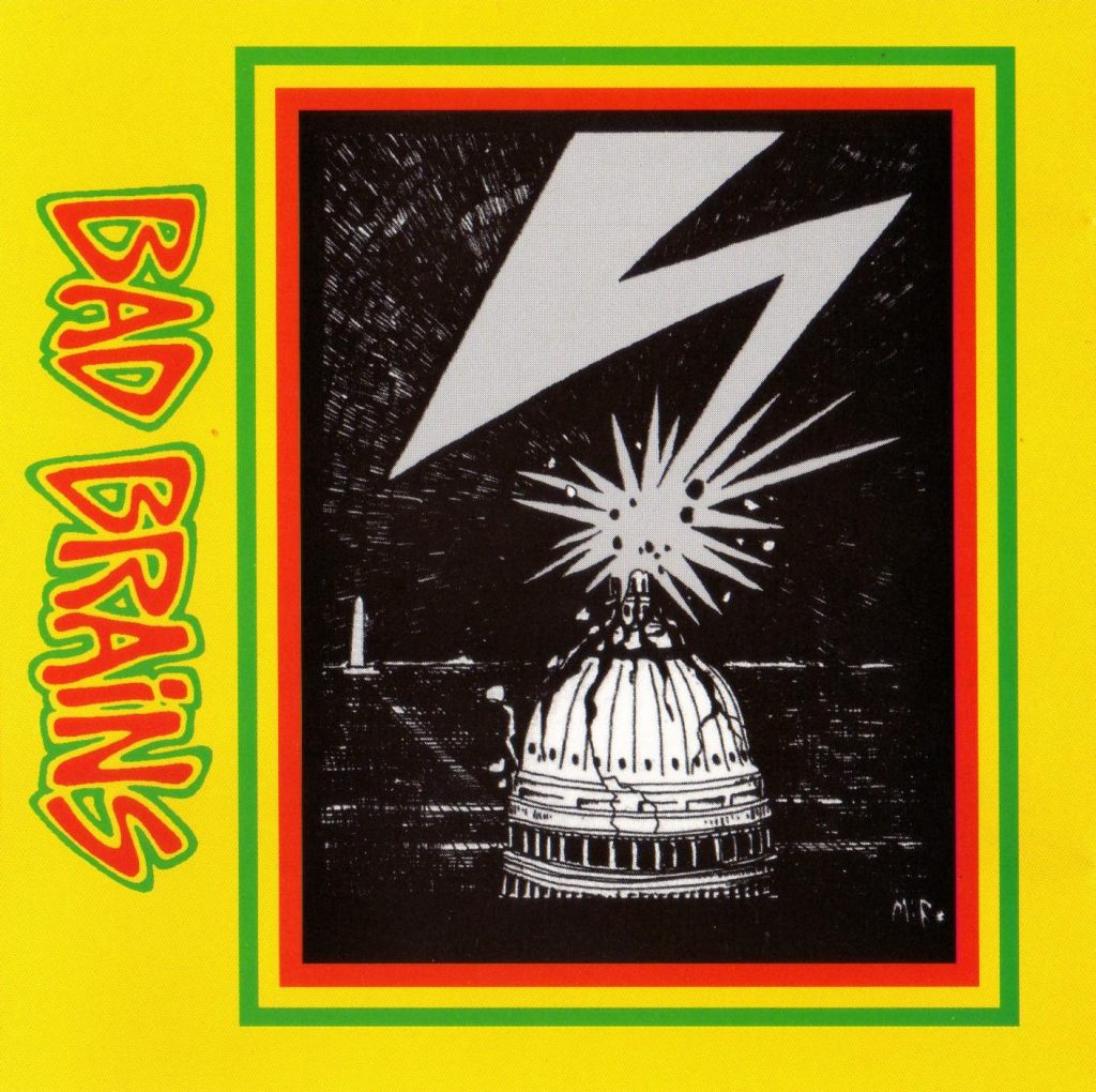 bad brains cover